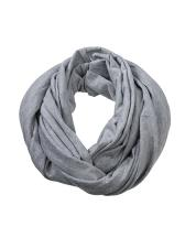 Heather Summer Loop-Scarf